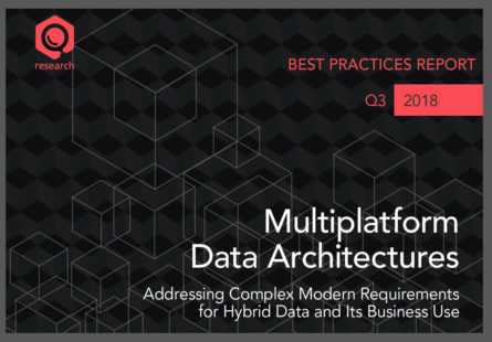 Multiplatform Data Architectures